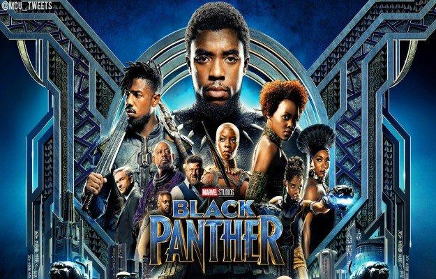 BLACK PANTHER POSTER 2