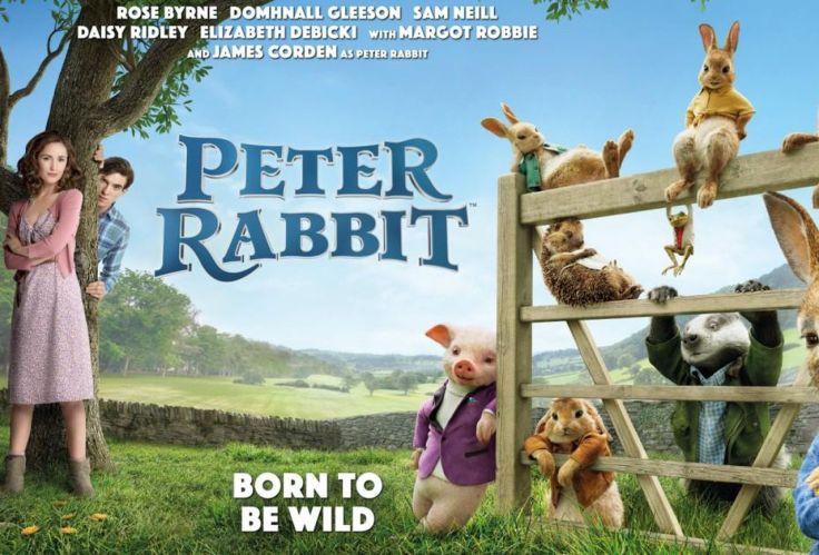 PETER RABBIT WS POSTER