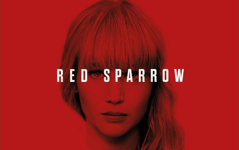 RED SPARROW WS POSTER