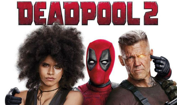 DEADPOOL 2 WS POSTER