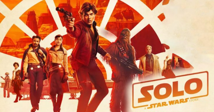 SOLO; A STAR WARS STORY WS POSTER