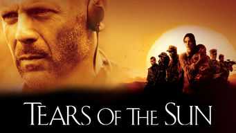 TEARS OF THE SUN WS POSTER