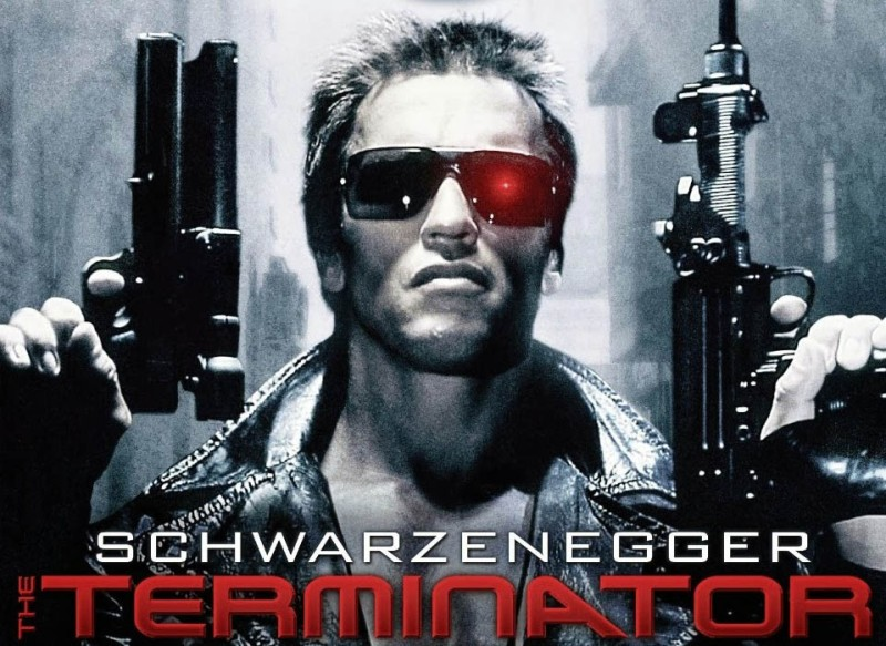 THE TERMINATOR WS POSTER