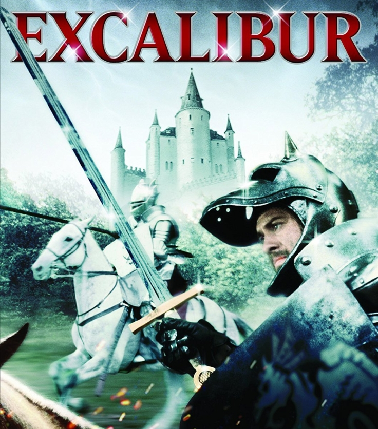 EXCALIBUR WS POSTER