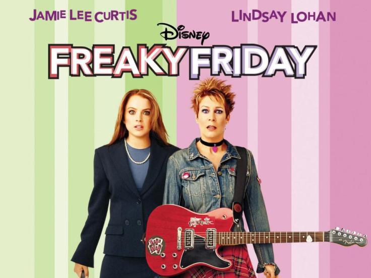 FREAKY FRIDAY WS POSTER
