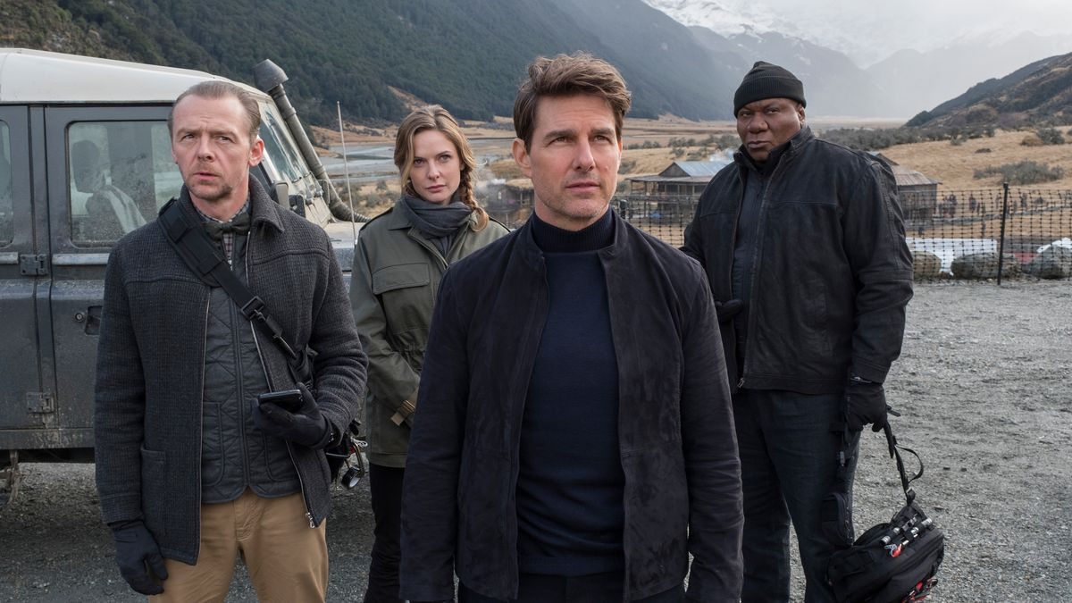 MISSION IMPOSSIBLE; FALLOUT WS PIC 3