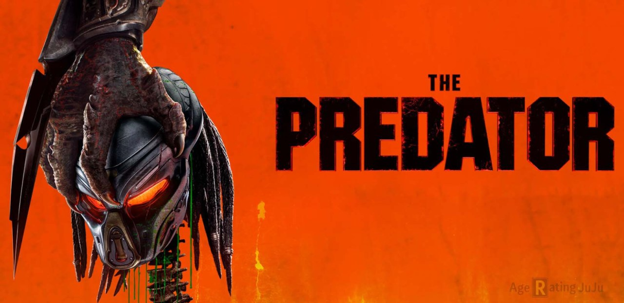 THE PREDATOR WS POSTER