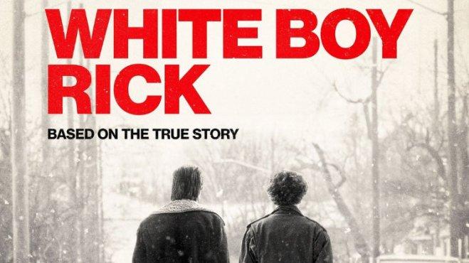 WHITE BOY RICK WS POSTER