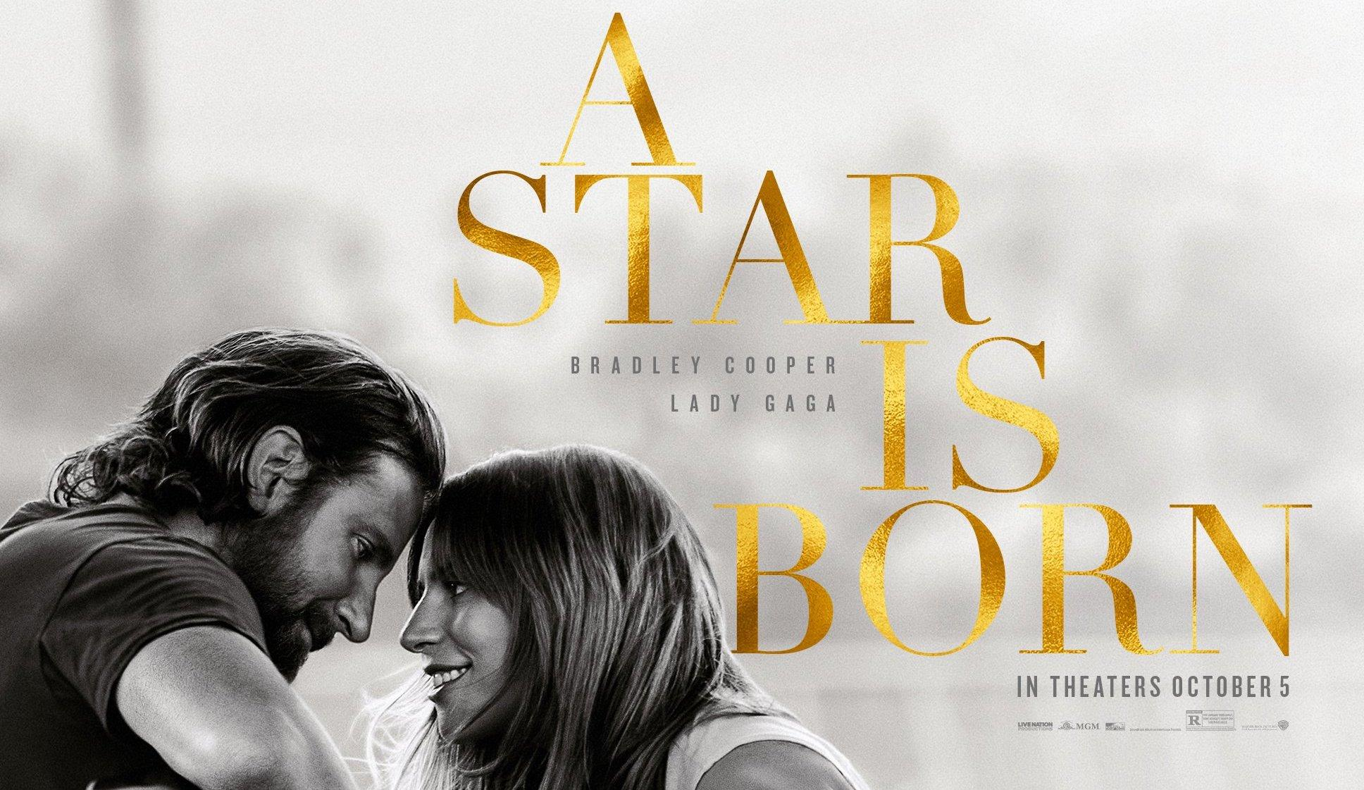 A STAR IS BORN PRIME POSTER