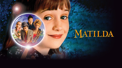 MATILDA MOVIE POSTER