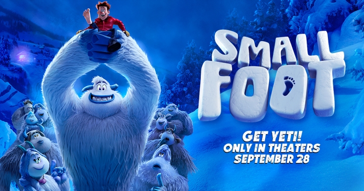 SMALLFOOT WS POSTER