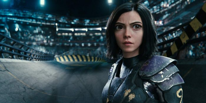 ALITA; BATTLE ANGEL