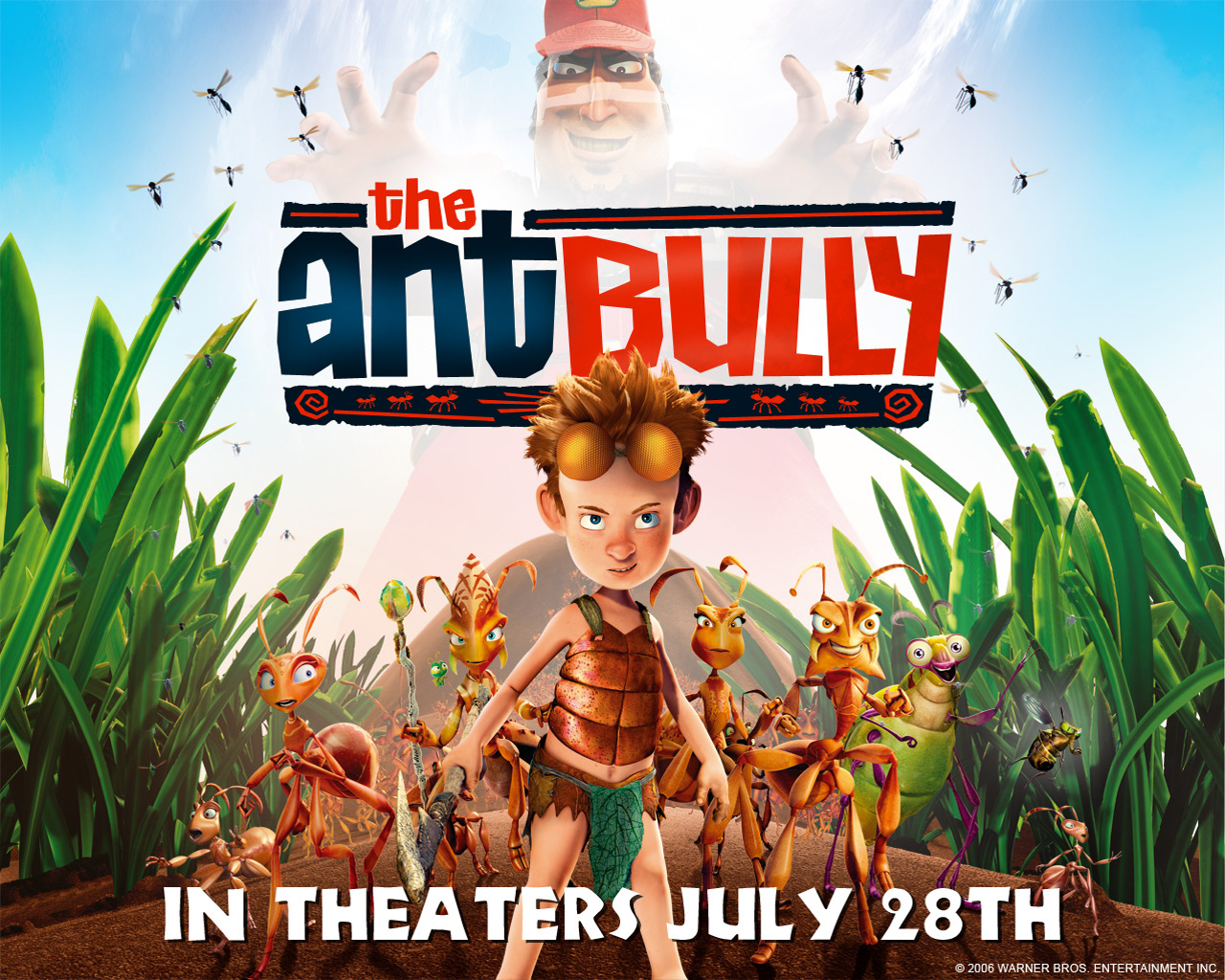THE ANT BULLY POSTER