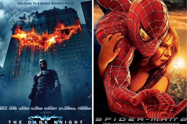 BATMAN VS. SPIDERMAN
