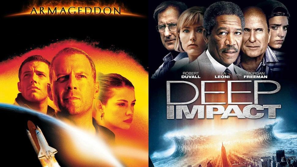Movie Fights Edition 3 Deep Impact 1998 Vs Armageddon 1998 Movie Warden