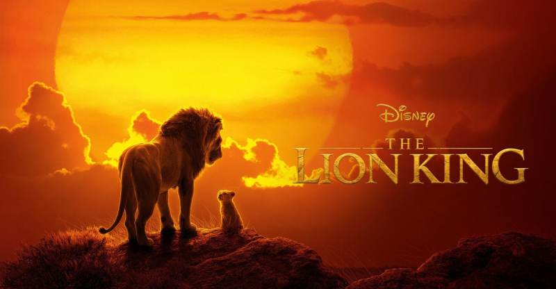 THE LION KING POSTER PRIME